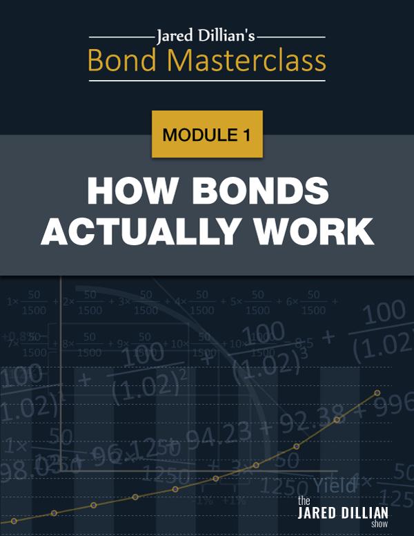 Bond Masterclass module 1