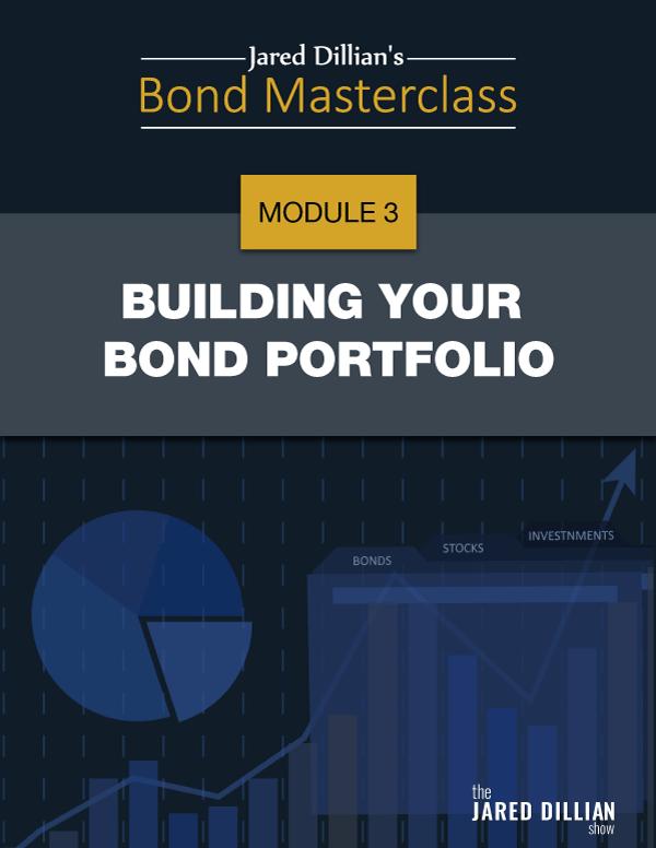 Bond Masterclass module 3