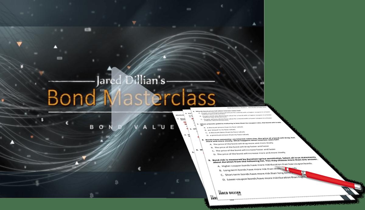 The Bond Masterclass